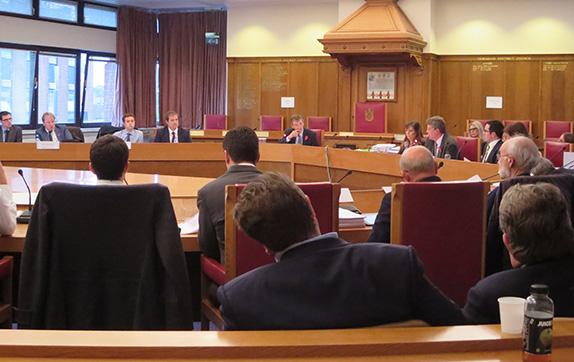 Horsham Council Chamber