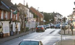 Henfield High Street