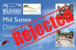 MSDC Plan Rejected
