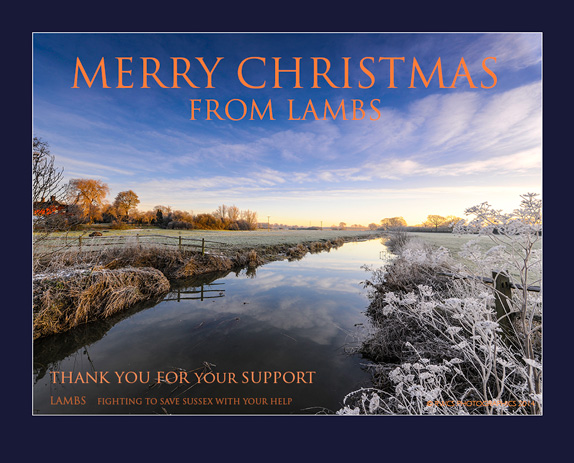 We would like to take this opportunity to wish all our supporters a very Happy Christmas and peaceful new Year!