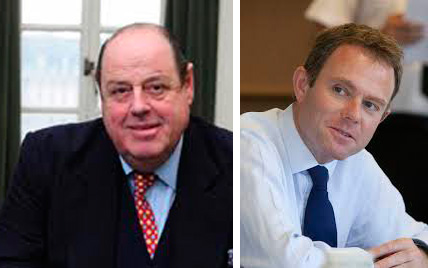 Mid Sussex MP Nicholas Soames and Arundel and South Downs MP Nick Herbert have united to condemn the proposed Mayfield's new town of up to 10,000 houses between Henfield and Sayers Common.