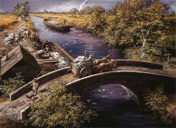 Bines bridge